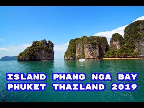 Download James Bond Island Phang Nga Bay Phuket Thailand 2019 Mp4 HD Video and MP3