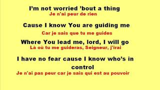 Michele Williams   Say Yes  paroles + traduction