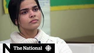 EXTENDED INTERVIEW: Rahaf Mohammed on escaping Saudi Arabia to Canada