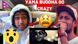 FOREIGNER IN AMERICA REACTS TO NEPALI LEGEND RAPPER YAMA BUDDHA - MIC CHECK 001 |HE GOT FIRE BARS|