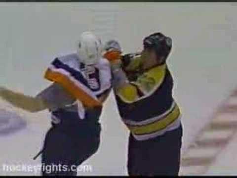 Eric Cairns vs. Dennis Bonvie