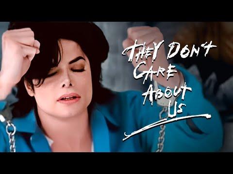 Michael Jackson - They Don't Care About Us (Prison v Brazil Version Mashup)