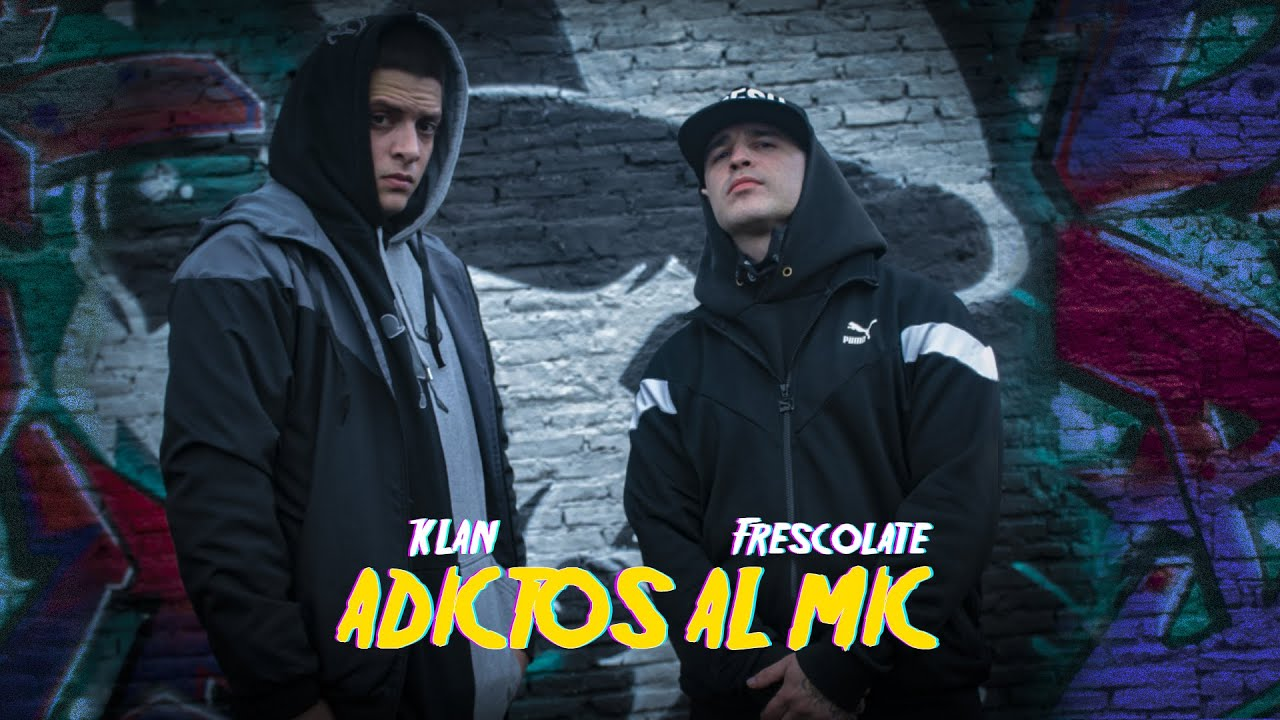 FRESCOLATE | Adictos Al Mic ft. Klan (Video Oficial) | Shot by @youngdramaprod | Flow City