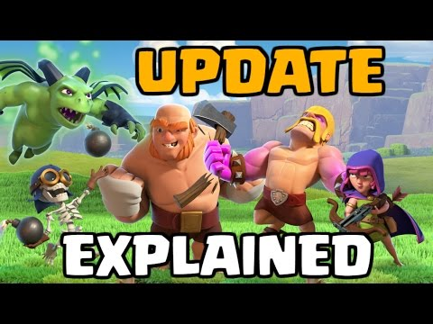 NEW UPDATE EXPLAINED – Builder Base Tips | Clash of Clans