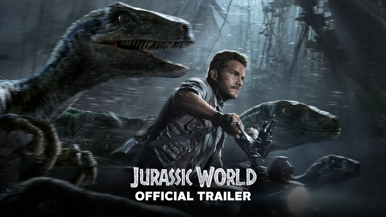 Movie Trailer #2: Jurassic World (2015)