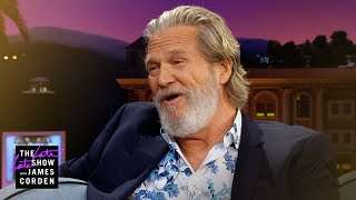 Jeff Bridges Doesn't Need Fake Horses for movies