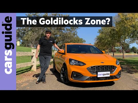 Ford Focus ST 2020 review