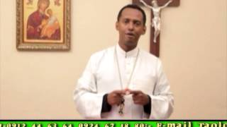 Taologos Ethiopian Orthodox Tv Show Sibket By Laeke Wengel Yared Ademe(tsomin Kedisu) Part Two