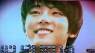フジテレビ製パン王キムタックエンディング曲