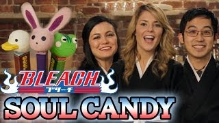 How to make SOUL CANDY with Grace Helbig! Feast of Fiction S3 Ep7 BLEACH