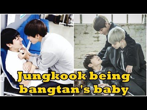 BTS Jungkook is still a baby [M] - смотреть онлайн на Hah Life