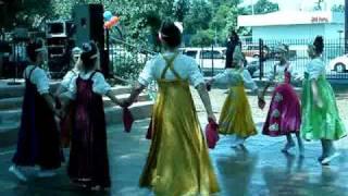 """Russian Dance """"beryozka"""""""