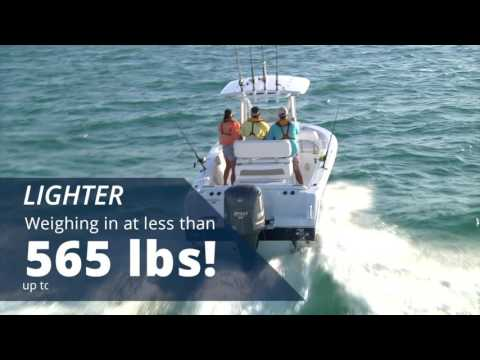 Yamaha F300 V6 4.2L Mechanical 25 in Lake City, Florida - Video 1
