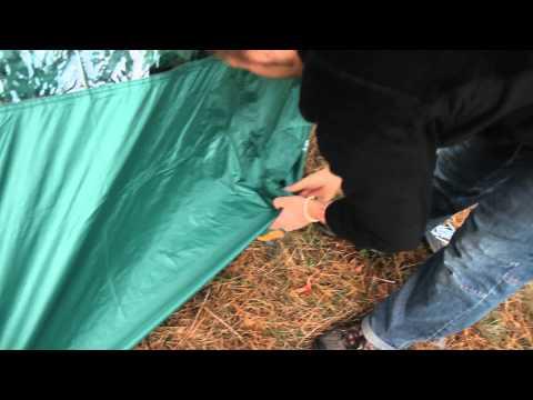 Палатка Greenell «Каван 3». Видеообзор.