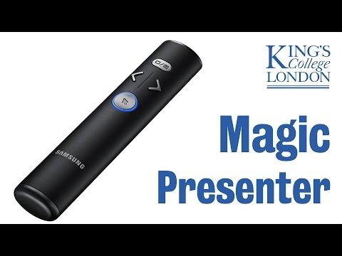 Magic Presenter