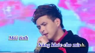 [Karaoke] Cánh Hồng Phai   Hồ Quang Hiếu   Beat Gốc