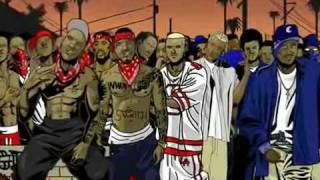 Snoop Dogg Ft The Game - Gangbangin' 101 HebSub מתורגם