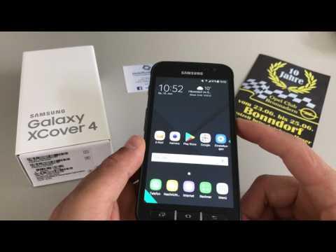 Samsung Galaxy XCOVER 4, Outdoor Smartphone im ersten Test, Vergleich XCOVER 3 - kleiner Praxistest