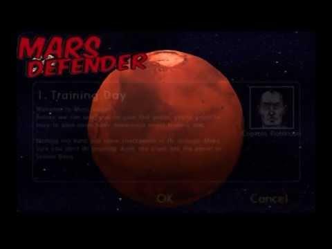 Video of Mars Defender: Space RPG
