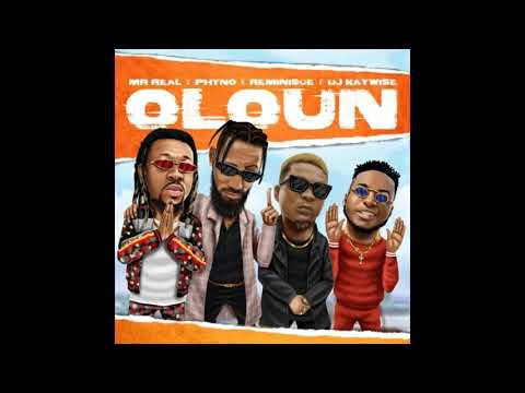Oloun- Mr real ft phyno, Reminisce , Dj kaywise (official audio)