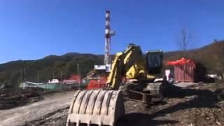 preview picture of video '16 novembre 2012. Geotermia in Amiata: una giornata particolare a Piancastagnaio'