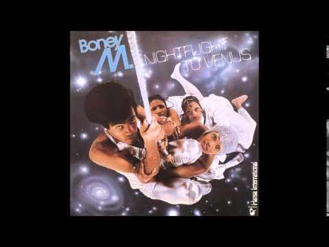 Boney M. - Nightflight To Venus - VG+/ VG+ (lemez/borító) jugó bakelit lemez - 1500 Ft - (meghosszabbítva: 2950176422) Kép