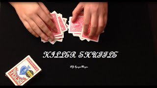 #14 || KILLER SHUFFLE || ::by Xavier Perret:: tutorial ita