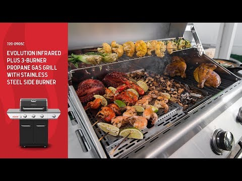 Nexgrill Evolution 3B