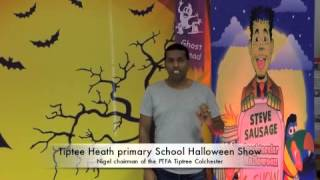 Tiptree Heath Primary School Halloween Party