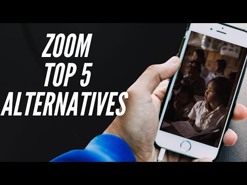 Top 5 Zoom app Alternatives for Online Classes