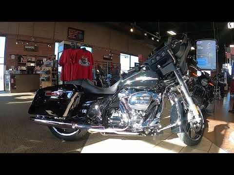 2020 Harley-Davidson Street Glide FLHX