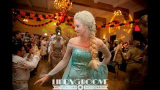 DIY Frozen Costume - Elsa