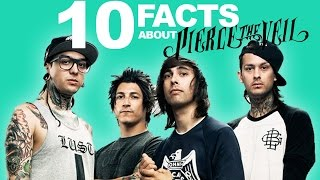 10 Crazy Facts About Pierce The Veil