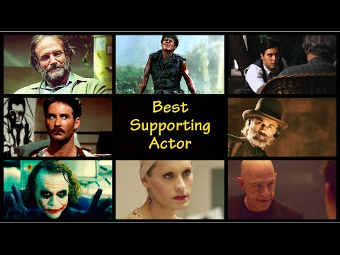 Academy Award for Best Supporting Actor/Deserves (1936-2014)/Movies