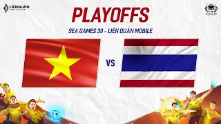 VIE vs THA | THA vs INA - Chung Kết SEA Games 30 - Garena Liên Quân Mobile
