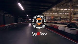 Racing Center Łódź [ gokart fpv drone chase ]