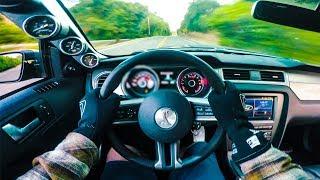 CAMMED GT500 Super Snake Pulls, Exhaust, Pov   Super Car VLOG!