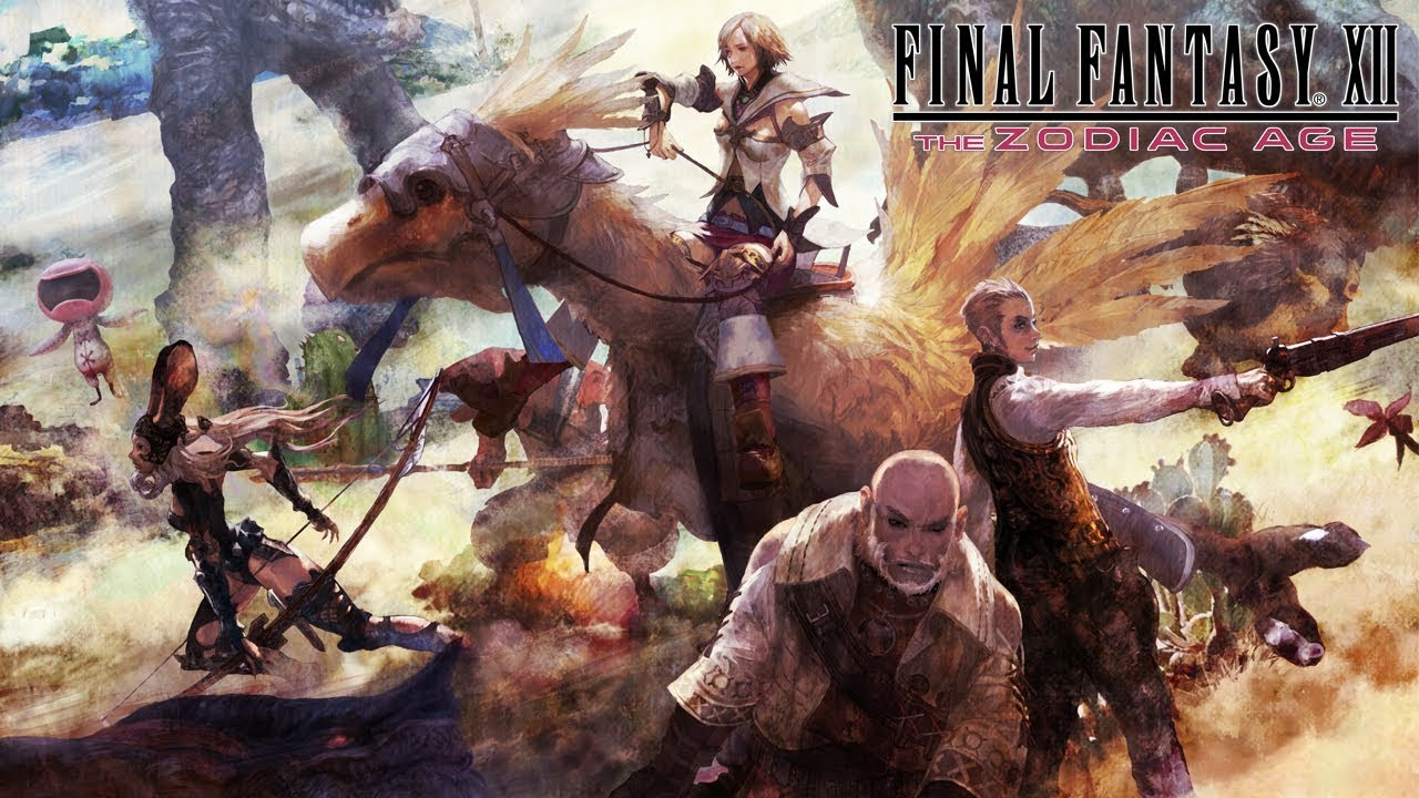 Video FINAL FANTASY XII THE ZODIAC AGE [PC DOWNLOAD]