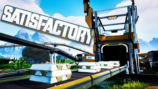 Mining And Automating All The Things in Satisfactory Part 1