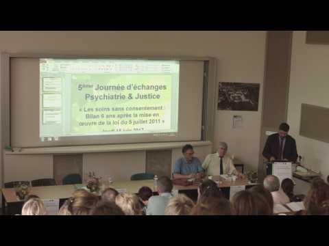 Olivier MANSION - Psychiatrie & Justice CH La Chartreuse Dijon