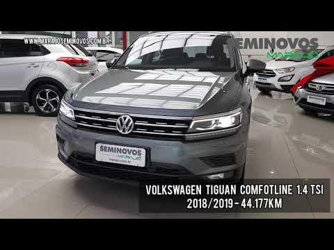video carousel item Volkswagen Tiguan Allspace Comfortline