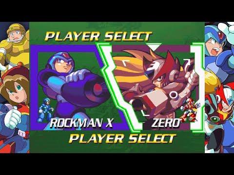 Steam Community :: Mega Man X Legacy Collection / ROCKMAN X