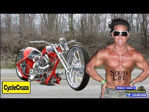 Douchebags Ride Chopper Motorcycles? | MotoVlog