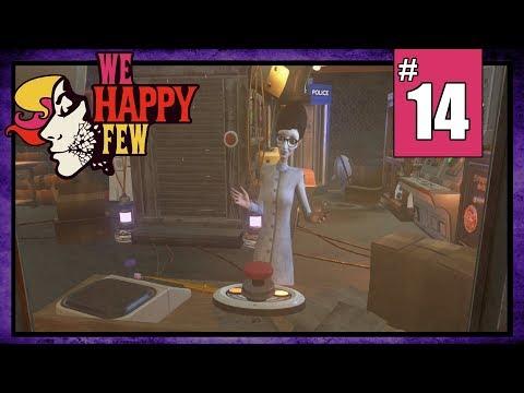 We Happy Few Part 7: The Faraday Cage - Gameplay Walkthrough