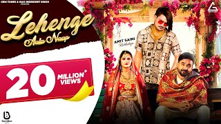 Amit Saini Rohtakiya : Lehenge Aala Naap | Ameet Choudhary, Anjali Raghav | Haryanvi Songs Haryanavi - Download this Video in MP3, M4A, WEBM, MP4, 3GP