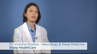 Dr. Victoria Sharma, Neurology & Sleep Medicine