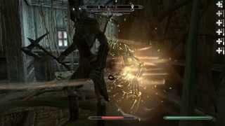 Skyrim mod run-through The Evil Mansion & Death Stalker
