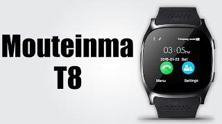 LYNWO T8 1 54-inch MTK6261D Bluetooth Pedometer TF Card Extend GSM