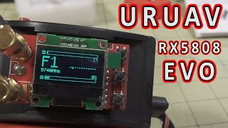 URUAV RX5805 EVO Diversity Module Review and Giveaway ????????????