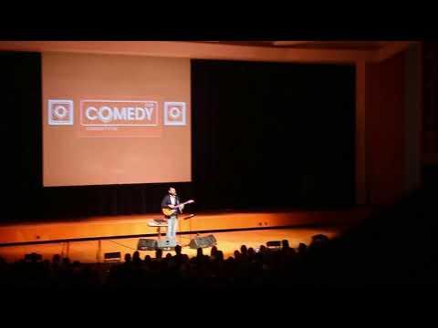 Семен Слепаков в Чикаго, Evanston Auditorium, 28 Апреля 2018